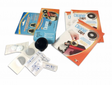 CleanerCaps - Cleaner Caps kit anti calcare sgrassante detergente macchina caffè Caffitaly