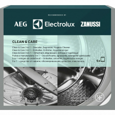 Electrolux - Electrolux AEG Zanussi kit sgrassante decalcificante mensile 6 bustine 3 in 1
