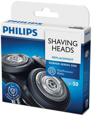 Philips HQ8/50 testine lame rasoio ORIGINALE HQ7 HQ8 Serie 8 HQ8880 HQ8890 AT890